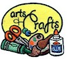 Arts and Crafts Patch