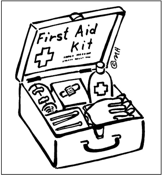 Our Mission StatementFirst Aid Clipart Black And White