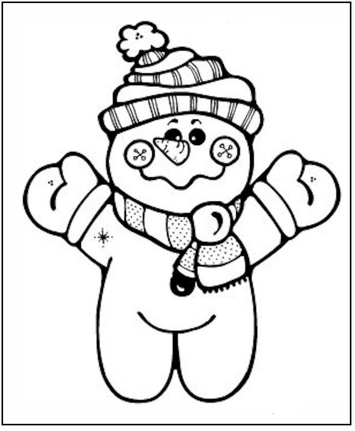 friendly children coloring pages - photo#13