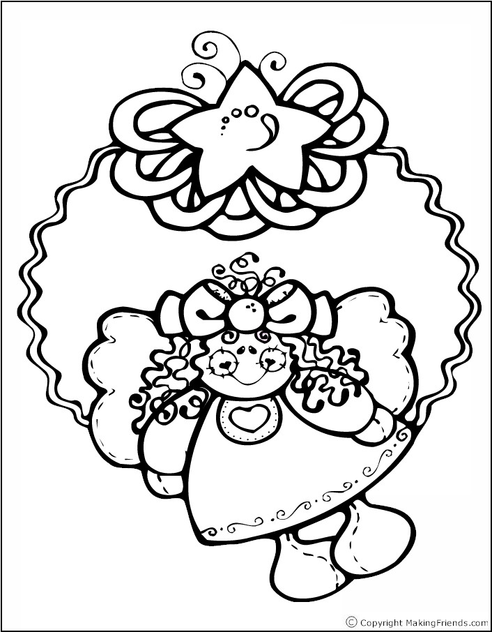 How Many Wreaths Coloring Pages