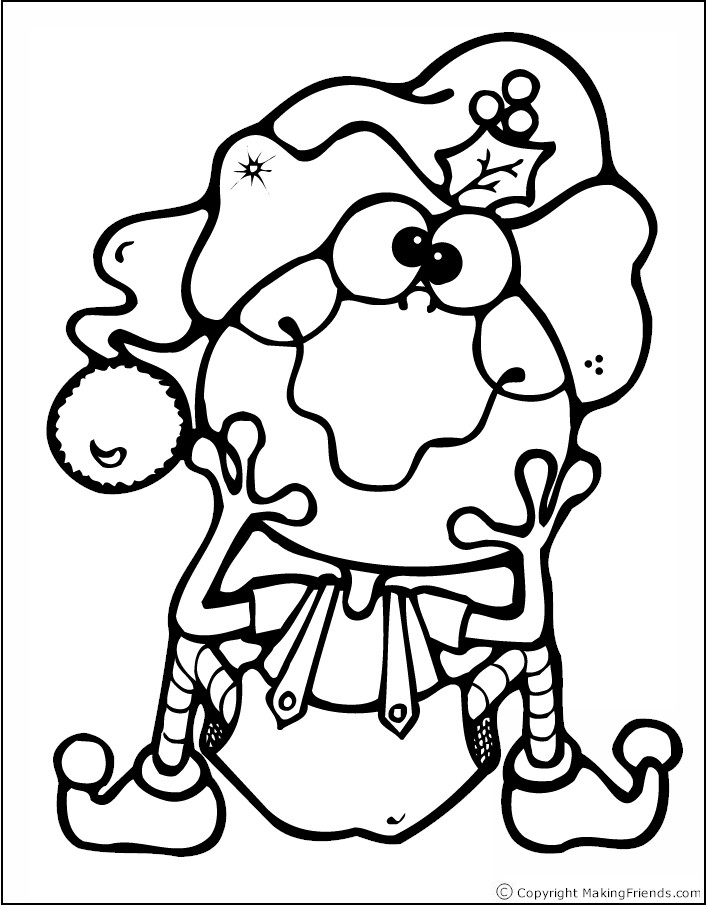 Super Mario Bros. Toad coloring page | Free Printable Coloring Pages | 906x706