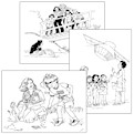 Juliette Low Coloring Pages http://www.makingfriends.com/scouts/scouts_girls_paper.htm