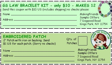 Mail-In Coupon from MakingFriends