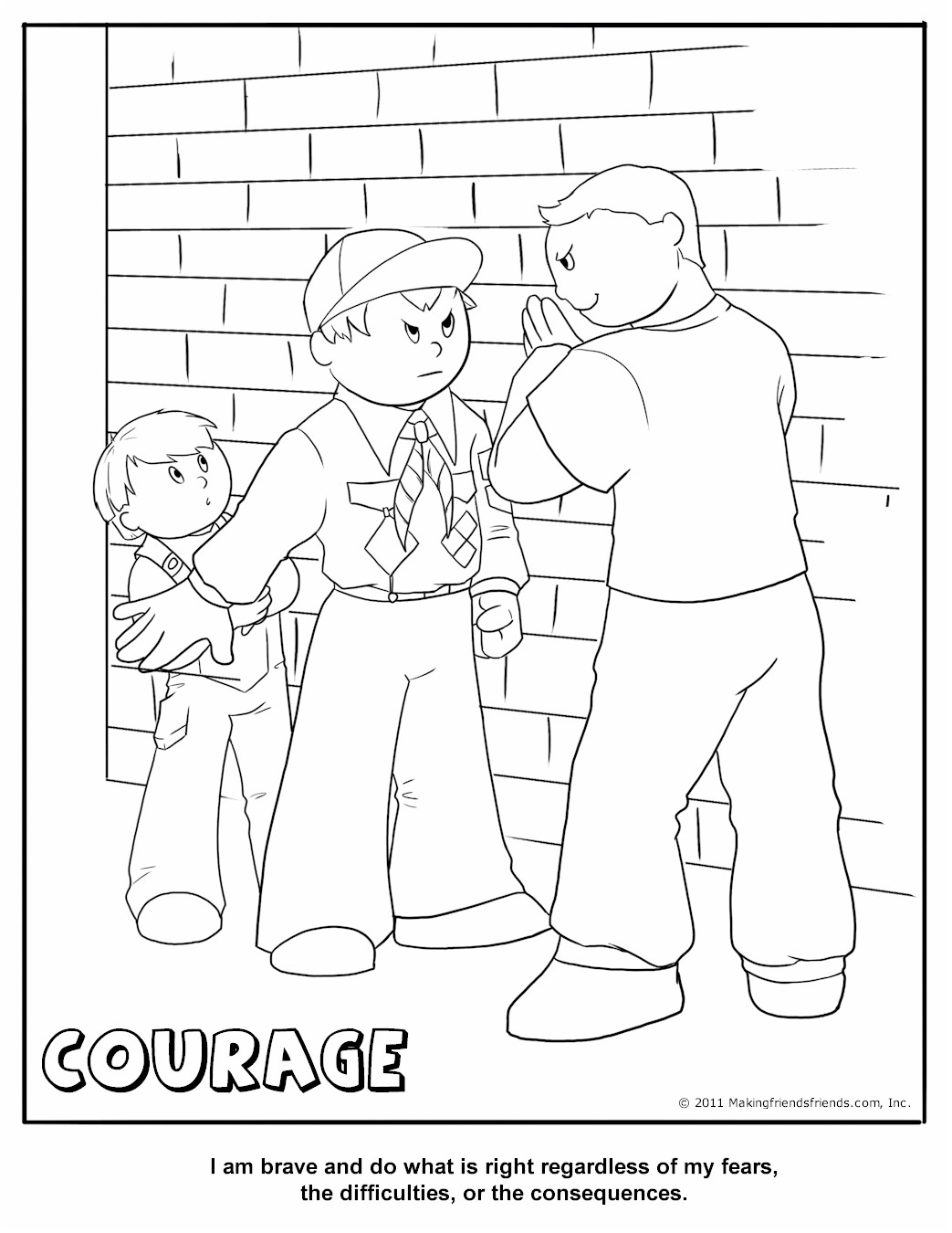 scouting coloring pages - photo#30