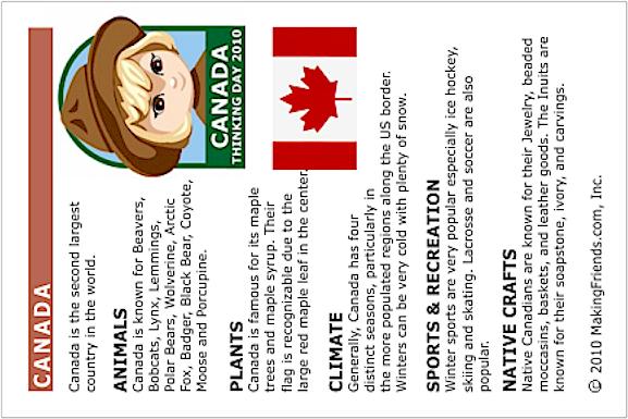 Facts about Canada - MakingFriendsMakingFriends - photo#18