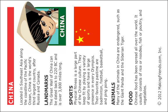 facts about china Learn about chinese culture and people five interesting and funny facts about common things you can see in everyday china life.