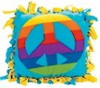 Peace Sign Pillow Craft