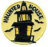 Haunted House Fun Patch