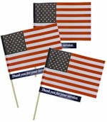 Memorial Day Flag Kits