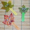 Leaf Stick Craft