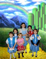 Girl Scouts Wizard of Oz Event